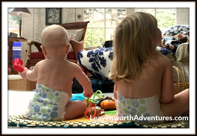 My Kids - LeavenworthAdventures.com