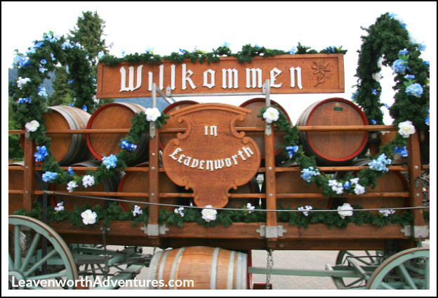Willkommen to Leavenworth, WA!! Follow my Leavenworth adventures at LeavenworthAdventures.com